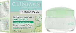 Voňavky, Parfémy, kozmetika Gélový krém na tvár - Clinians Hydra Plus Moisturizing Face Gel-Cream