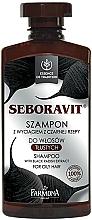 """Voňavky, Parfémy, kozmetika Šampón na mastné vlasy """"Seboravit"""" - Farmona Seboravit Shampoo"""