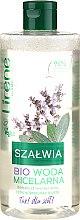 Voňavky, Parfémy, kozmetika Micelárna voda s extraktom zo šalvie - Lirene Bio