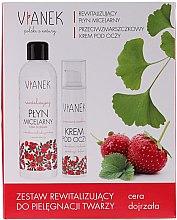 Voňavky, Parfémy, kozmetika Sada - Vianek (micellar/water/150ml + cr/15ml + mask/10ml)