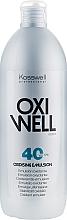 Voňavky, Parfémy, kozmetika Oxidačná emulzia 12% - Kosswell Professional Oxidizing Emulsion Oxiwell 12% 40 vol