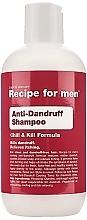Voňavky, Parfémy, kozmetika Šampón proti lupinám - Recipe for Men Anti-Dandruff Shampoo