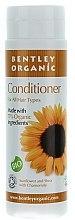 Voňavky, Parfémy, kozmetika Kondicionér na vlasy so slnečnicou, harmančekom a bambuckým maslom - Bentley Organic Conditioner