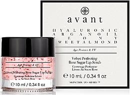 Voňavky, Parfémy, kozmetika Scrub na pery - Avant Velvet Perfecting Rose Sugar Lip Scrub