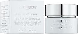 Voňavky, Parfémy, kozmetika Regeneračný krém na vyrovnávanie lipidovej hladiny - La Biosthetique Methode Regenerante Menulphia Jeunesse