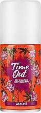 Voňavky, Parfémy, kozmetika Suchý šampón na vlasy - Time Out Dry Shampoo Orient