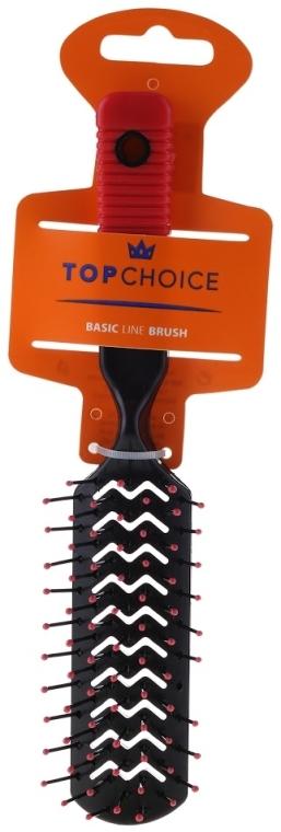 Kefa na vlasy, červeno-čierna, 2205 - Top Choice — Obrázky N1