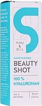 Voňavky, Parfémy, kozmetika Sérum na tvár s kyselinou hyalurónovou - You and Oil Beauty Shot Hyaluronic Acid