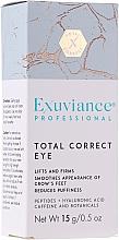 Voňavky, Parfémy, kozmetika Korekčný krém na pokožku okolo očí - Exuviance Professional Total Correct Eye
