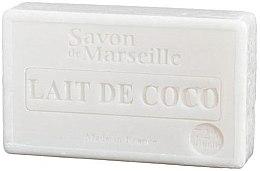 """Voňavky, Parfémy, kozmetika Prírodné mydlo """"Kokosové mlieko"""" - Le Chatelard 1802 Soap Coconut Milk"""