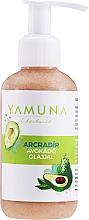 Voňavky, Parfémy, kozmetika Scrub na tvár s avokádovým olejom a mletými mandľami - Yamuna Face Scrub With Avocado Oil and Ground Almond