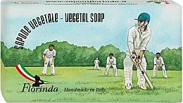 """Voňavky, Parfémy, kozmetika Prírodné mydlo """"Baseball"""" - Florinda Sport & Spezie Natural Soap"""
