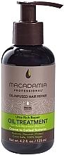 Voňavky, Parfémy, kozmetika Regeneračný olej na vlasy - Macadamia Professional Ultra Rich Repair Oil Treatment