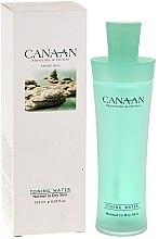 Voňavky, Parfémy, kozmetika Tonikum na báze vody pre normálnu a suchú pleť - Canaan Minerals & Herbs Toning Water Normal to Dry Skin