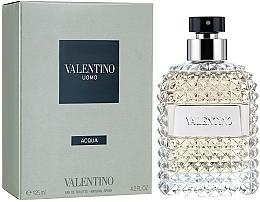 Voňavky, Parfémy, kozmetika Valentino Valentino Uomo Acqua - Toaletná voda