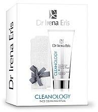 Voňavky, Parfémy, kozmetika Sada - Dr Irena Eris Cleanology Face Cleansing Ritual (towel+gel/175ml)