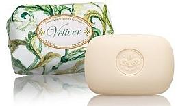 """Toaletné mydlo """"Vetiver"""" - Saponificio Artigianale Vetiver — Obrázky N1"""