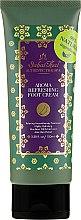 Voňavky, Parfémy, kozmetika Krém na nohy s olejom ryžových otrúb a aloe vera - Sabai Thai Rice Milk Aroma Refreshing Foot Cream