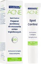 Voňavky, Parfémy, kozmetika Prostriedok proti akné - Novaclear Acne Spot Control