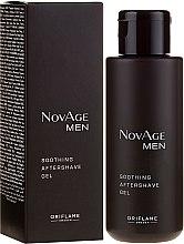 Voňavky, Parfémy, kozmetika Upokojujúci krémový gél po holení - Oriflame NovAge Men Soothing Aftershave Gel