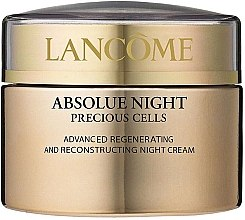 Voňavky, Parfémy, kozmetika Krém na tvár nočný - Lancome Absolue Precious Cells Advanced Regenerating and Reconstructing Night Cream