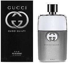 Voňavky, Parfémy, kozmetika Gucci Guilty Eau Pour Homme - Toaletná voda