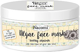 "Voňavky, Parfémy, kozmetika Alginátová maska na tvár ""Harmanček"" - Nacomi Professional Face Mask"