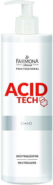 Neutralizátor na tvár - Farmona Professional Acid Tech Face Neutralizer