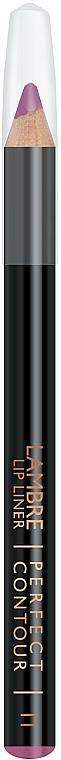 Ceruzka na pery - Lambre Perfect Contour Lip Liner (4.64 g)