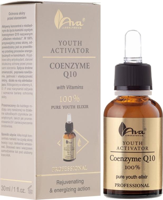 """Sérum na tvár Q10 s vitamínmi """"Koenzým"""" - Ava Laboratorium Youth Activators Serum"""