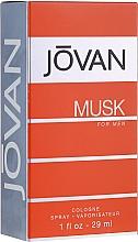 Voňavky, Parfémy, kozmetika Jovan Musk For Men - Kolínska voda