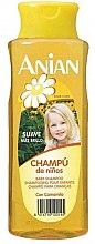Voňavky, Parfémy, kozmetika Jemný detský šampón s harmančekovým extraktom - Anian Chamomille Childrens Shampoo
