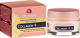 Voňavky, Parfémy, kozmetika Intenzívny nočný krém proti starnutiu - Dermacol Collagen+ Intensive Rejuvenating Night Cream