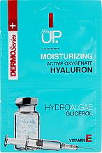 Voňavky, Parfémy, kozmetika Hydratačná maska na tvár s kyselinou hyalurónovou, zelenými riasami a vitamínom E. - Verona Laboratories DermoSerier Skin Up Face Mask