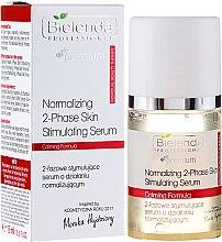 Voňavky, Parfémy, kozmetika Dvojfázové stimulačné sérum s normalizačným účinkom - Bielenda Professional Individual Beauty Therapy Normalizing 2-Phase Skin Stimulating Serum