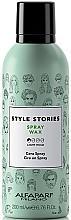 Voňavky, Parfémy, kozmetika Stylingový sprej-vosk na vlasy - Alfaparf Milano Style Stories Spray Wax