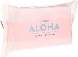 Voňavky, Parfémy, kozmetika Prírodné mydlo - Oh!Tomi Aloha Flamingo Power Soap