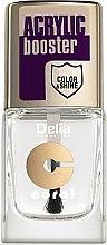 Voňavky, Parfémy, kozmetika Nadlak s efektom gél laku - Delia Acrylic Booster Top Coat