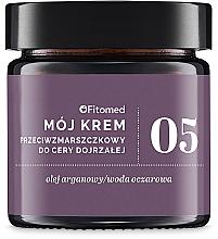 Voňavky, Parfémy, kozmetika Krém proti vráskam s arganovým olejom - Fitomed Anti-wrinkle Cream Nr5