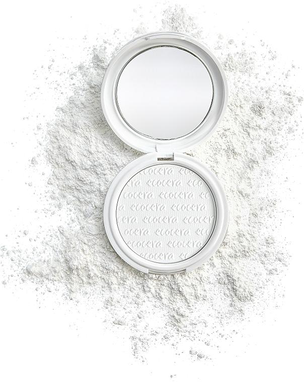 Lisovaný jačmeňový púder na tvár - Ecocera Barlay Pressed Powder — Obrázky N4