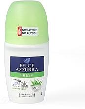Voňavky, Parfémy, kozmetika Guľôčkový dezodorant - Felce Azzurra Deo Roll-on IdraTalc Fresh