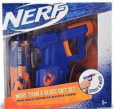Voňavky, Parfémy, kozmetika Sada - EP Line Nerf Blaster Set (sh/gel/200ml + toy)