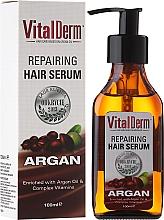 Voňavky, Parfémy, kozmetika Regeneračné sérum na vlasy - VitalDerm Argana