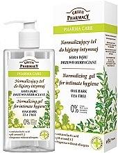 Voňavky, Parfémy, kozmetika Gél na intímnu hygienu - Green Pharmacy Normalizing Gel