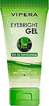 Voňavky, Parfémy, kozmetika Gél odstraňovač make-upu - Vipera EyeBright Eco Gel