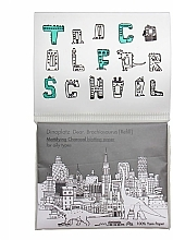 Voňavky, Parfémy, kozmetika Matovacie obrúsky s dreveným uhlím - Too Cool For School Dinoplatz Dear Brachiosaurus Blotting Paper Charcoal (refil)