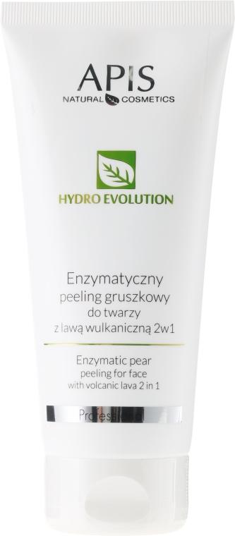 Enzýmový peeling na tvár - APIS Professional Hydro Evolution Enzymatic Pear Peeling