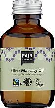 Voňavky, Parfémy, kozmetika Masážny olej na telo - Fair Squared Olive Massage Oil