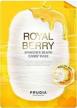 Voňavky, Parfémy, kozmetika Topiaca sa maska na tvár - Frudia Royal Berry Dragon's Beard Candy Mask