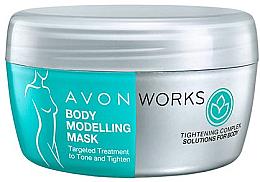 Voňavky, Parfémy, kozmetika Modelovacia maska pre telo - Avon Works